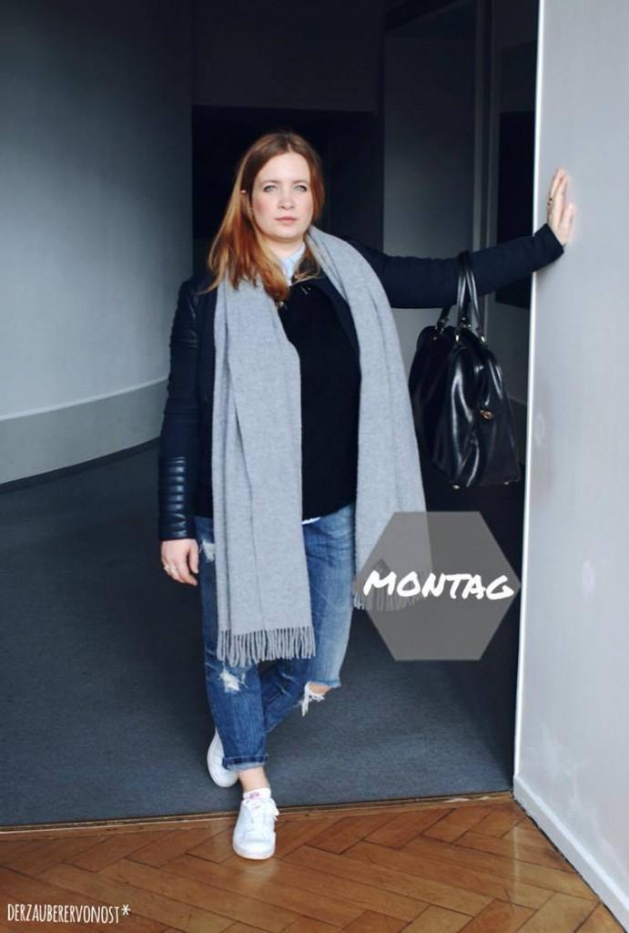 Closet-Diary MONTAG
