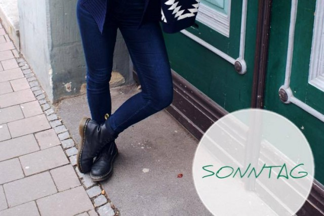 Closet-Diary SONNTAG