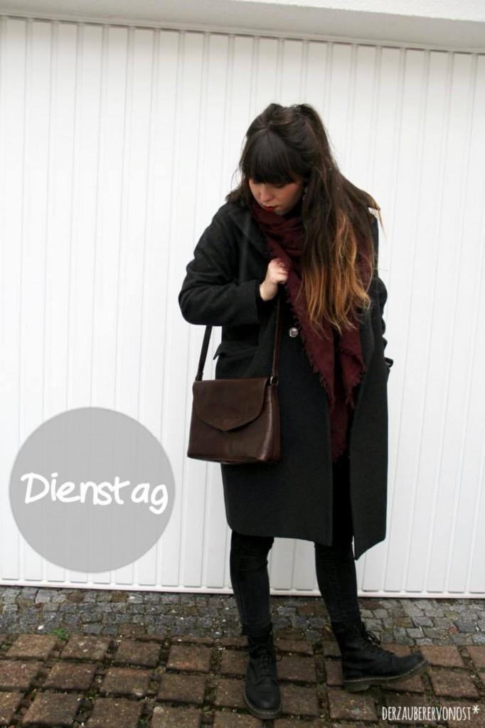 Closet Diary- DIENSTAG