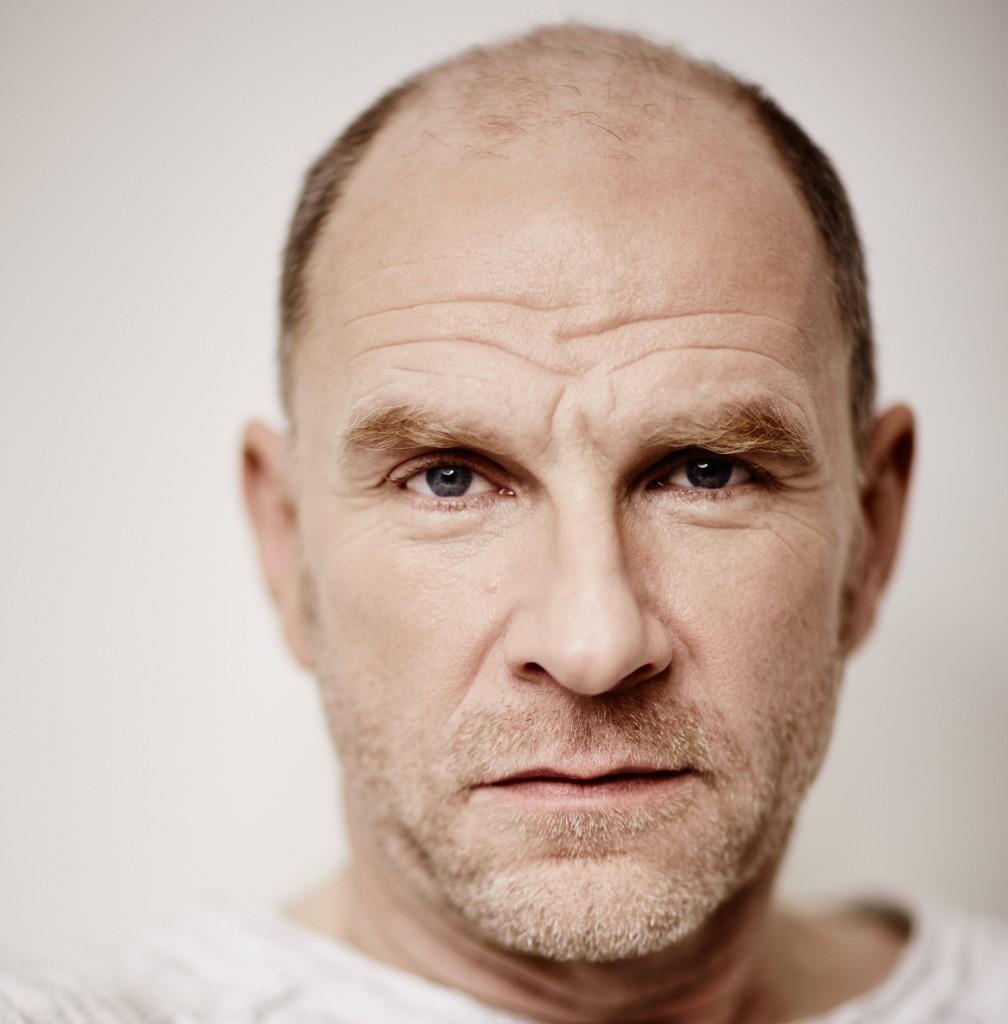 Schauspieler Götz Schubert