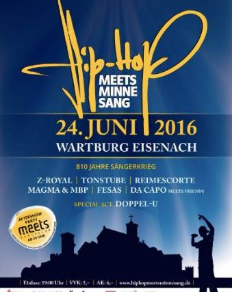 Hip Hop meets Minnesang