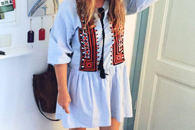 Verliebt in ein Kleidchen