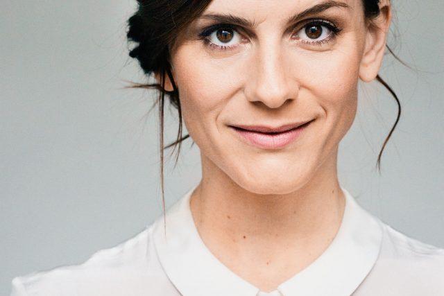 Fernseh-Star Christina Hecke