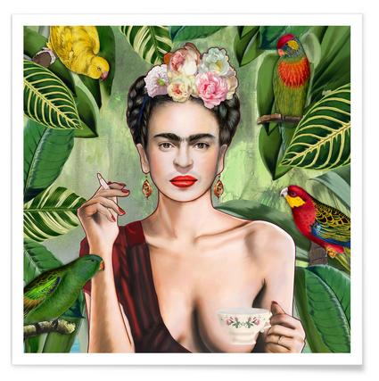 Fankram für echte Frida-Fans bei JUNIQUE