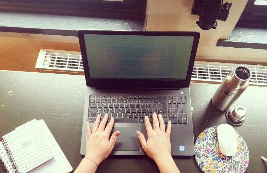 Jessi schreibt ein Buch #jessiwortliebe