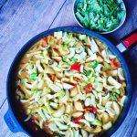 Chicken Curry mit verschiedenen Gemüse