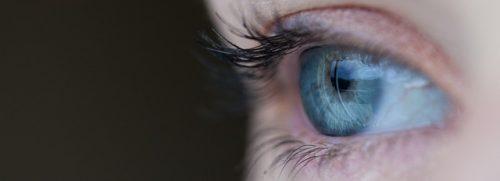 Das Auge // Bloß ein kostbarer Augenblick oder heute schon gezwinkert?