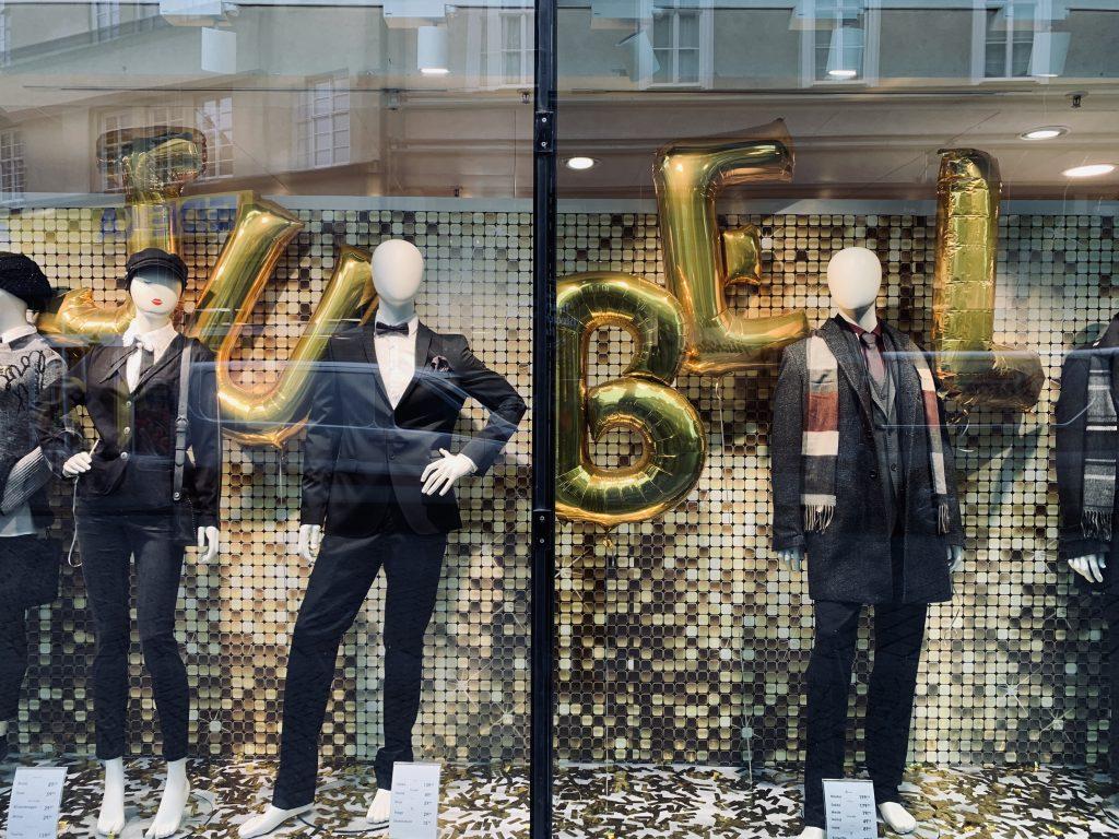 JUBEL, JUBEL, JUBILÄUMSWOCHEN im Kaufhaus Schwager