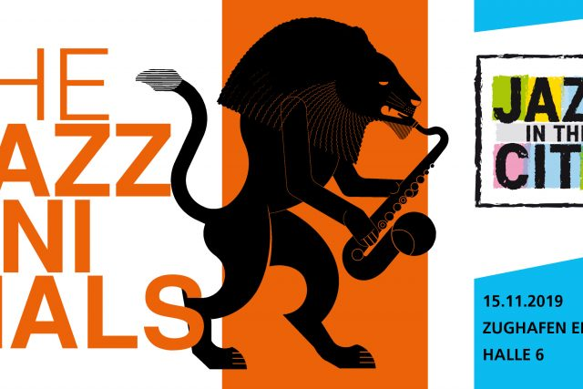 VERLOSUNG // JAZZ IN THE CITY  // JAZZANIMALS // ERFURT